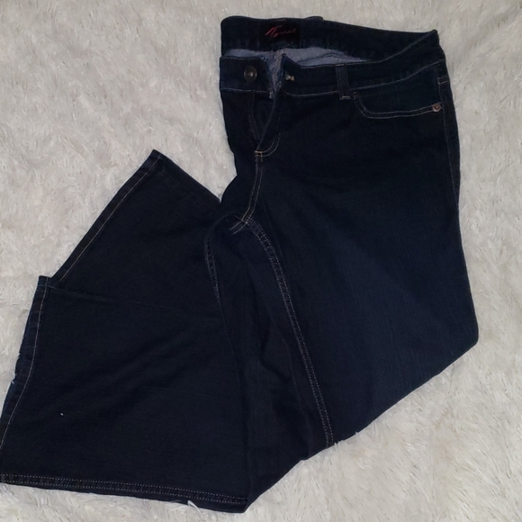 Torrid jeans size 16 short